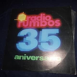 Varios - Radio Rumbos 35 Aniversario (Vinyl // Various Labels)