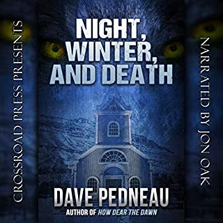 Night, Winter, and Death audiobook cover art
