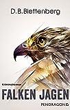 Buchinformationen und Rezensionen zu Falken jagen von D.B. Blettenberg