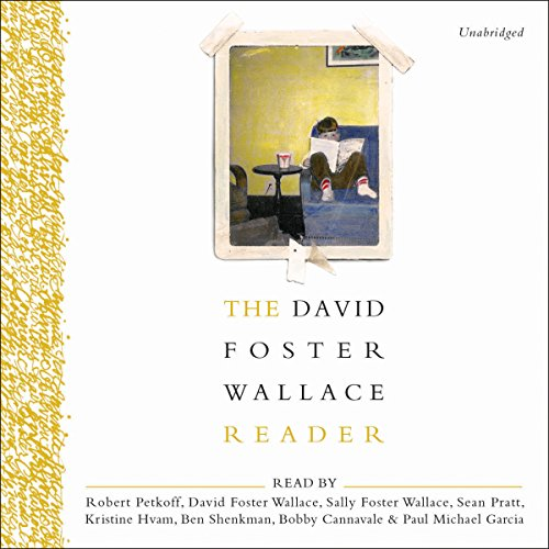 Page de couverture de The David Foster Wallace Reader