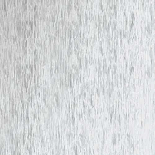 Klebefolie Metall Optik Alu Gebürstet mit Struktur Dekofolie Möbelfolie Tapeten selbstklebende Folie, PVC, ohne Phthalate, silber, 45 cm x 1,5 m, Stärke: 0,12 mm, Venilia 53125