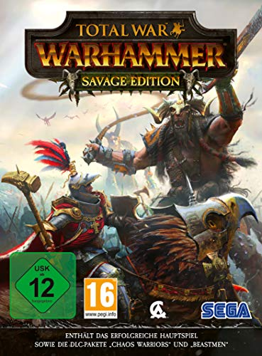 Total War: Warhammer - Savage Edition (PC) (64-Bit)