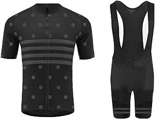 comprar comparacion Uglyfrog Maillot Ciclismo Ropa para Bicicleta para Hombre Manga Corta Jersey Ciclismo Bodies DXMZ06