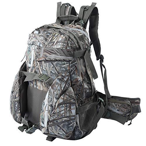 Vbest life Camouflage Outdoors Sacs à Dos Multi-Functional Chasse Alpinisme Sacs de Voyage Grande capacité Alpinisme Sac à Dos