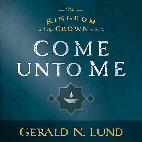 Come Unto Me audiobook cover art