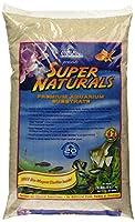 Caribsea Super Naturals Aquarium Sand, 20-Pound, Crystal River by Carib Sea