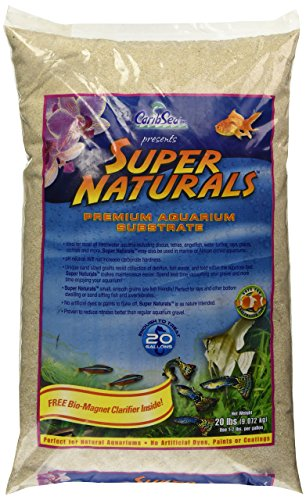 CaribSea Super Naturals Aquarium Sand Substrate