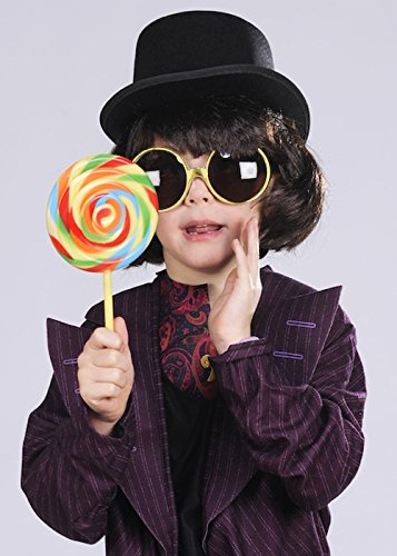 Niños Willy Wonka Style accesorio Kit
