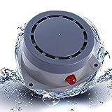 Shackcom Rilevatori d'acqua Rilevatore di perdite di acqua Dispositivo Anti Allagamento ...