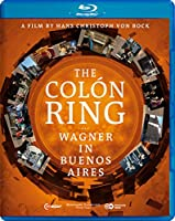 Colon Ring: Wagner in Buenos Aires [Blu-ray] [Import]
