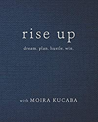 Cyber Monday Gifts for Dreamers - Rise Up Planner: Dream. Plan. Hustle. Win on Amazon