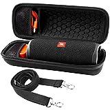 Tasche für JBL Flip 5 4 Tragbarer Bluetooth-Lautsprecher Box, Wabeninnenraum