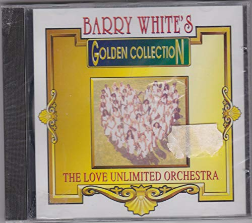 Barry White's Golden Collection - Love Unlimited Orchestra