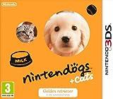 Nintendogs + cats Golden Retriever & ses nouveaux amis [Importación francesa]