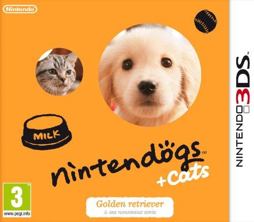 NINTENDO Nintendogs + Cats - Golden Retriever Freunde [3DS]