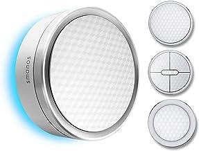 Smanos 8718868403926 K1 Smart Home DIY Kit, White, Set of 6 Pieces