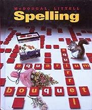 McDougal Littell Spelling: Grade 7