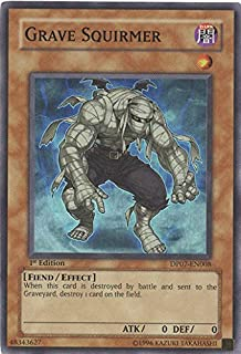 Yu-Gi-Oh! - Grave Squirmer (DP07-EN008) - Duelist Pack 7 Jesse Anderson - Unlimited Edition - Super Rare