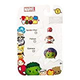 TSUM TSUM Marvel 3-Pack: Gamora/Falcon/Spiderman Toy Figure