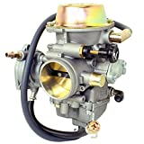Caltric Carburetor Compatible With for Bombardier Can-Am Ds650 Ds 650 X Baja X 2000-2007