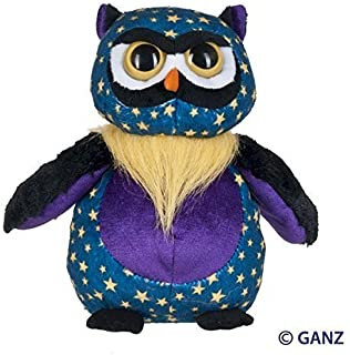 Webkinz Midnight Owl with Trading Cards