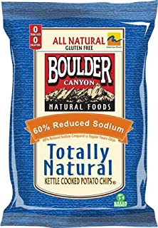 Boulder Canyon Boulder Redc Sod Ktl Chp 6.5 Oz (Pack of 12)