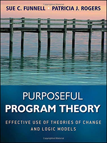Purposeful Program Theory: Effective Use of Theories of Change and Logic Models