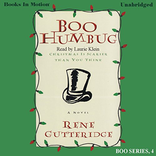 Boo Humbug audiobook cover art