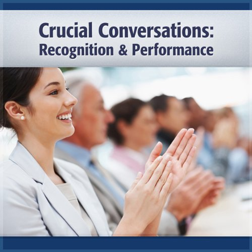 Crucial Conversations  By  cover art