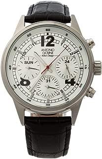 Stainless Steel Gent's Watch by Antonio Giovine