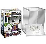 Funko Pop: Heroes: Batman Arkham Asylum - Joker Figure + FUNKO PROTECTIVE CASE