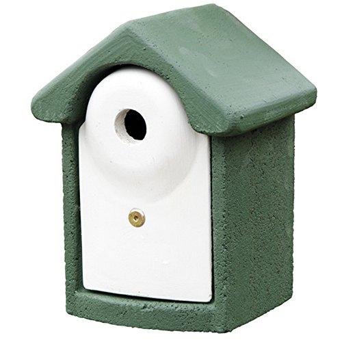 CJ WoodStone robuste Nest-Box (32mm) (Grün)