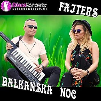 Bałkańska noc (Radio Edit)