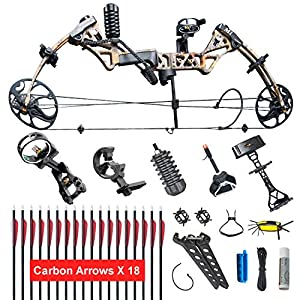 XGeek Compound Bow,Limbs Made in USA