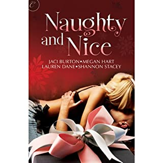 Holiday Sparks: A Story from Naughty and Nice audiobook cover art