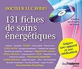 131 fiches de soins énergétiques (CD)