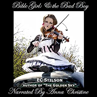 Bible Girl & the Bad Boy audiobook cover art