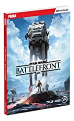 STAR WARS Battlefront Standard Edition Guide de Prima Games