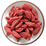 Chinese 1000g (2.2LB) Natural Goji Berry Tea Wolfberry Goji Berries Herbal Tea Green
