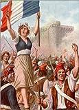 Poster 30 x 40 cm: Französisch Revolution - Unter der
