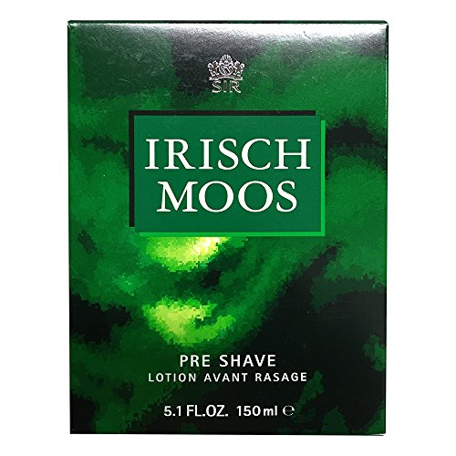 Sir Irish Moos homme/men, Pre Shave, 1er Pack (1 x 150 g)