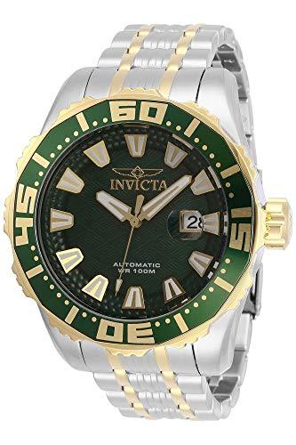 Pro Diver Automatic Green Dial Men's Watch - Invicta 30294
