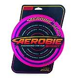 Aerobie - Sprint Flying Ring Wurfring mit Durchmesser 25 cm, farblich sortiert