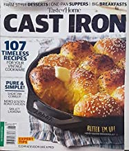 Taste of Home Cast Iron Magazine Winter 2019 107 Timeless Recipes