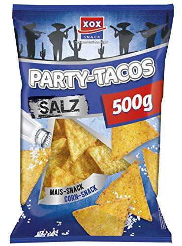 XOX Party Tacos Salz (1 x 500 g)