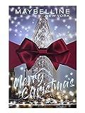 Maybelline New York Adventskalender 2020 Make Up Beauty Kosmetik Kalender NEU
