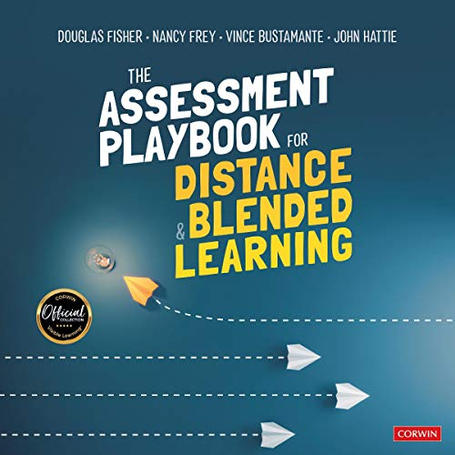 The Assessment Playbook for Distance & Blended Learning cover art