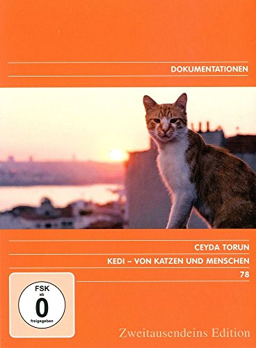 Kedi - von Katzen und Menschen. Zweitausendeins Edition Dokumentationen 78