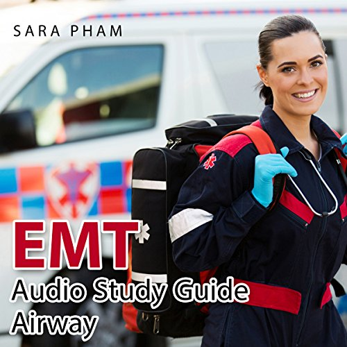 EMT Basic Audio Study Guide audiobook cover art
