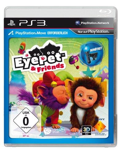 Sony EyePet & Friends